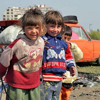 Reaching Roma Children by Makayla Daniel