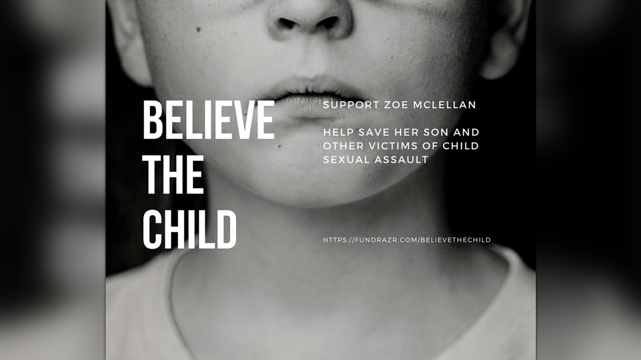 Believe The Child Campaign By Zoe Mclellan