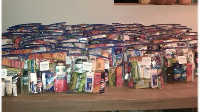 Blessing Bags By Jennifer Ohaneson