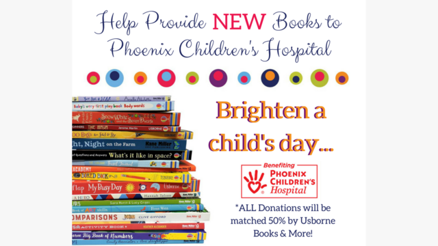 Let's Fill the Emily Center Book Cart at PCH! by Kirsten Taylor