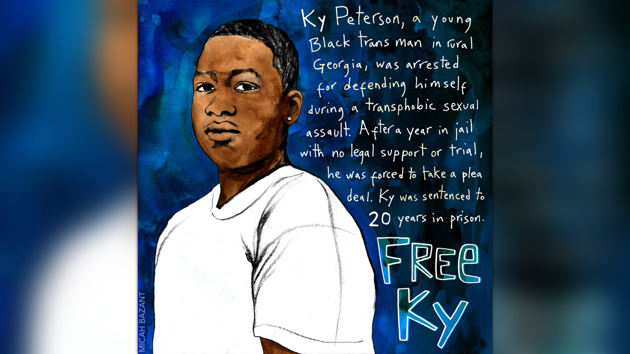 Ky Peterson is almost home! by MH Uribe