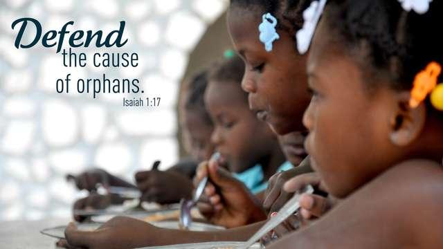 a personal experience as a teacher in an orphanage in haiti
