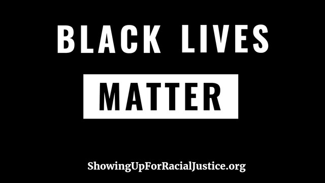 Help Surj Mn Buy Quot Black Lives Matter Quot Yard Signs By