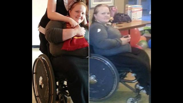 Need a new wheelchair ASAP! by Amy-Lynn LeBleu