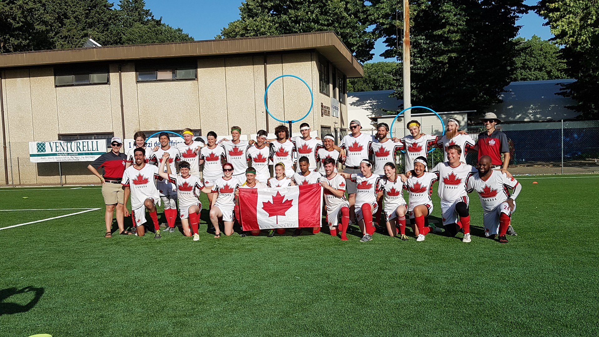 d65e9b39 Get Team Canada to Quidditch World Cup 2018 by Quidditch Canada