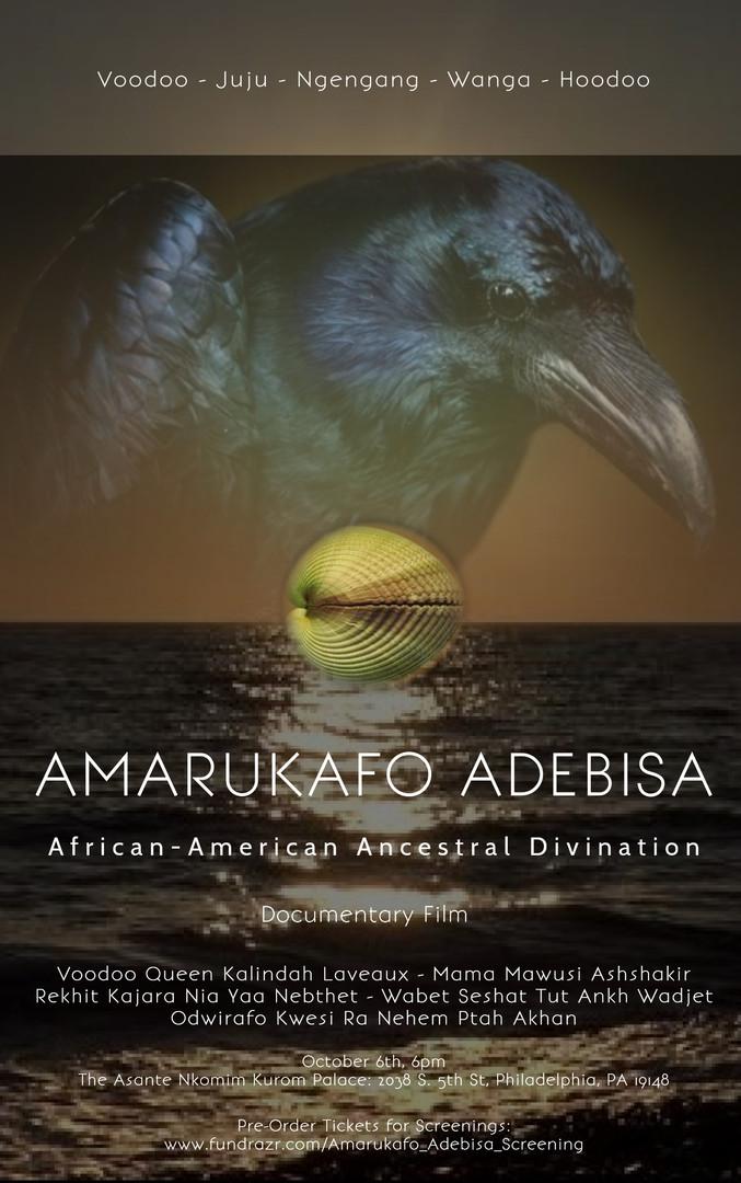 AMARUKAFO ADEBISA African-American Divination Film by
