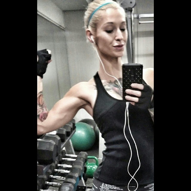 Kleio Valentien Posted A Story Update On Npc Bikini