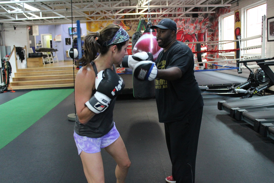 Revolution Training posted a story update on The Real Fight