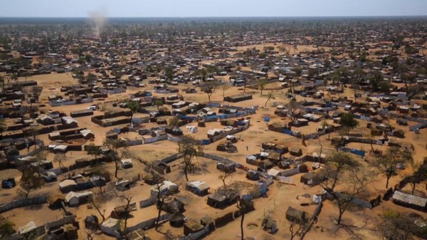 Over 90,0000 Sudanese Nubans now live in Yida refugee camp across the border in South Sudan
