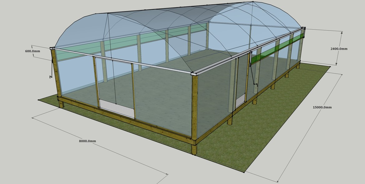 New Greenhouse mock-up