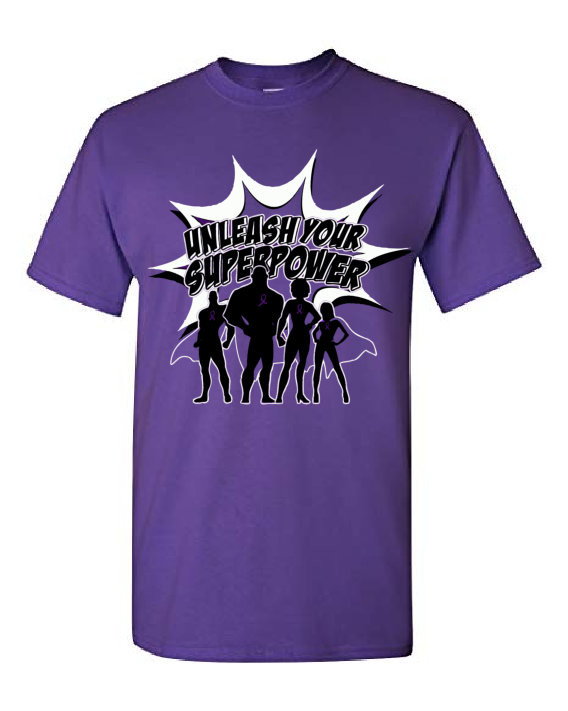Official Butterfly Walk for Lupus & Fibro T-Shirt