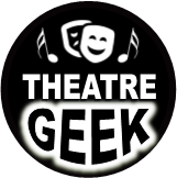 Theatre Geek pin