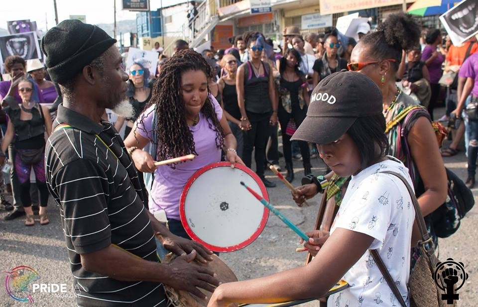 Infusing Drumming into Solidarity Movement Spaces