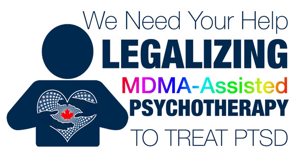 Help MAPS Canada Legalize MDMA Assisted Psychotherapy