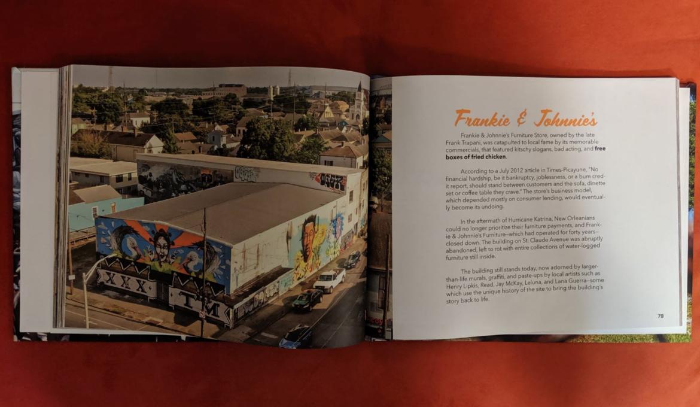 New Orleans: Murals, Street Art & Graffiti Volume 1 by Kady