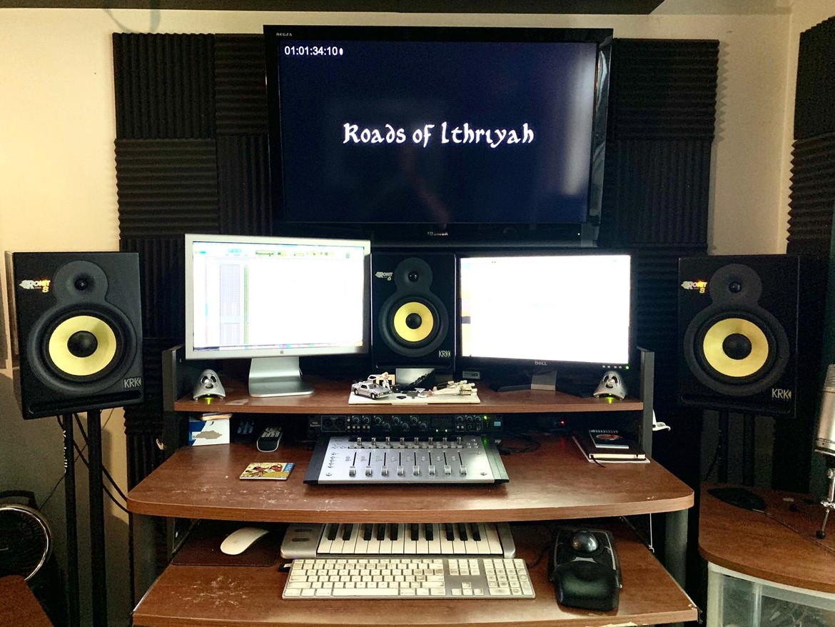 Todd's Sound Design Workstation