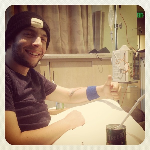 Iron Infusion