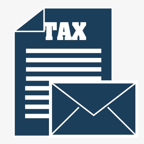 fiscal sponsor tax receipts